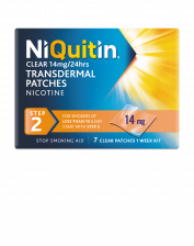 Niquitin Thinflex Clear 14mg Otc - 7