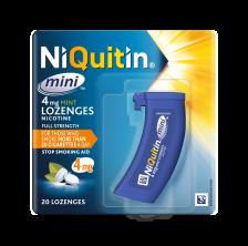 Niquitin Mini 4mg Lozenge Otc -20