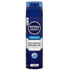 NIVEA MEN Originals Moisturising Shaving Gel 200ml