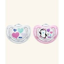 Nuk Freestyle Silicone Soother 0-6 (2)