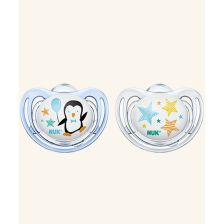 Nuk Freestyle Silicone Soother 6-18m (2)