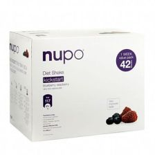 Nupo Diet Shake Blueberry Raspberry 42 Portion