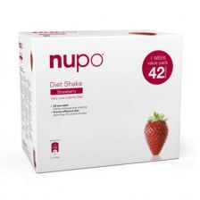 Nupo Diet Shake - Strawberry (42 Portions)