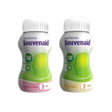 Nutricia Souvenaid® - Alzheimer's Disease Dietry Drink Vanilla (4 x 125ml) 125ml
