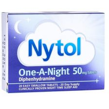 Nytol One A Night - 20 Tablets - 2010248 OTC