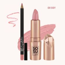 SoSu Lip Kit Oh Boy