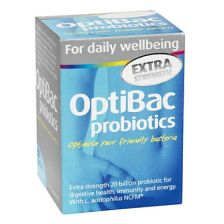 Optibac Daily Wellbeing Extra 30