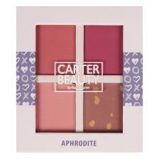 Carter Beauty Mini Blusher Palette Aphrodite