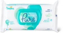 Pampers Aqua Pure Sensitive 48pack