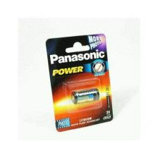 Panasonic Lithium CR123A
