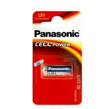 Panasonic Micro Alkaline LR1 Battery