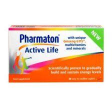 Pharmaton Active Life Capsules 30s