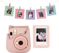 Instax Mini 11 Accessory Kit Pink