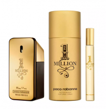Paco Rabanne - 1 Million' Eau de Toilette Christmas Gift Set