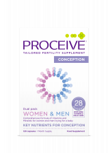 Proceive Conception Dual Pack - 120 Capsules