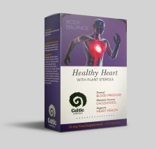 Celtic Nutrition Body Balance for a Healthy Heart 30 Day