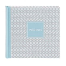 Goldbuch Photo Album Pure Moment Blue