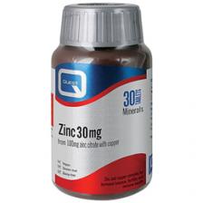 Quest Zinc Citrate 30mg-30 tablets