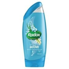 Radox Showergel Feel Active