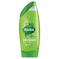 Radox Showergel Feel Energised 250ml