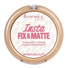 Rimmel #Insta Fix & Matte Powder