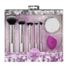 Real Techniques Disco Glow Brush Set