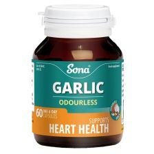 Sona Odourless Garlic Perles (60)