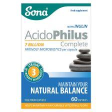 Sona Acidophilus Complete Tablets (60)