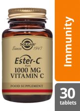 Solgar Ester-C Plus 1000mg Vitamin C