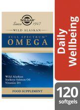 Solgar Wild Alaskan Full Spectrum Omega