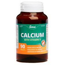 Sona Calcium & Vitamin D (90)