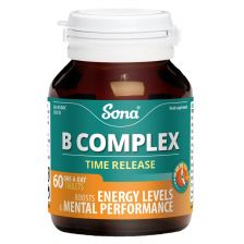 Sona B Complex Time Release Tablets (60)