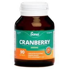 Sona Cranberry Capsules (90)