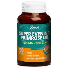Sona Evening Primrose Oil 1000mg (90)
