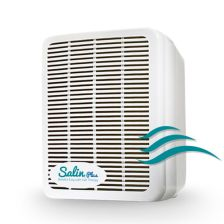 Salin Plus Breathe Easy - Air Purifier with Salt Therapy