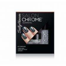 Sally Hansen Chrome Kit Gunmetal
