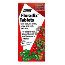 Salus Floradix with Iron Tablets (84)