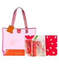 Sanctuary Spa Watermelon Bag - 6 Piece Limited Edition