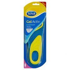 Scholl Gel Activ Insoles Everyday Women