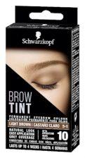 Schwarzkopf Brow Tint Light Brown 17ml