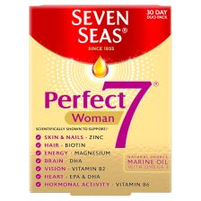 Seven Seas Perfect7 Woman 30 Day Duo Pack Tablets/Capsules