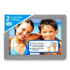 Shot2Go Magnetic Fridge Frame 4x6 2pack