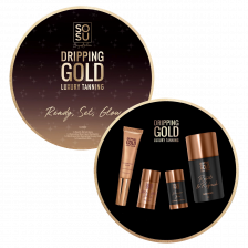 Dripping Gold Ready Set Glow Set