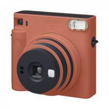 Fuji Instax SQ1 Camera Square Orange Without Film