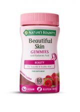 Nature's Bounty Beautiful Skin Gummies - 60 Gummies