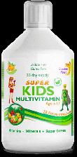 Swedish Nutra Super Kids Multi Vitamin – 500ml