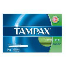 Tampax Blue Box Super (20)