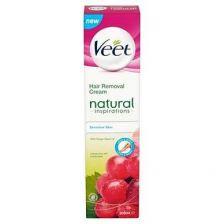 Veet Cream Natural Inspirations Sensitive 200ml