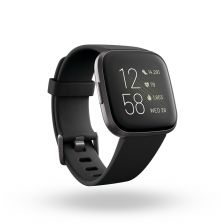 Fitbit Versa 2 – Black / Carbon