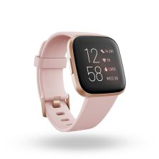 Fitbit Versa 2 – Petal / Copper Rose